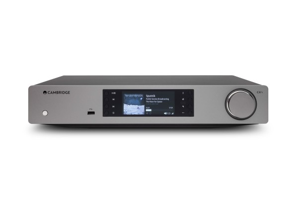 Cambridge Audio CXN v2 Netzwerkstreamer in Lunar Grey