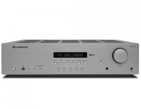 Cambridge Audio AXR100 Stereoreceiver (Stk) lunar grey