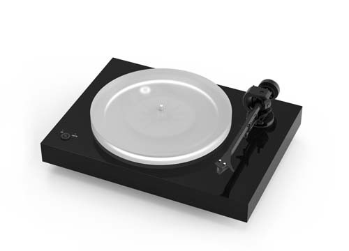 Pro-Ject X2 inkl. 2M Silver - Plattenspieler